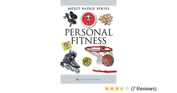 Amazon Com Personal Fitness Merit Badge Series Ebook Boy Scouts