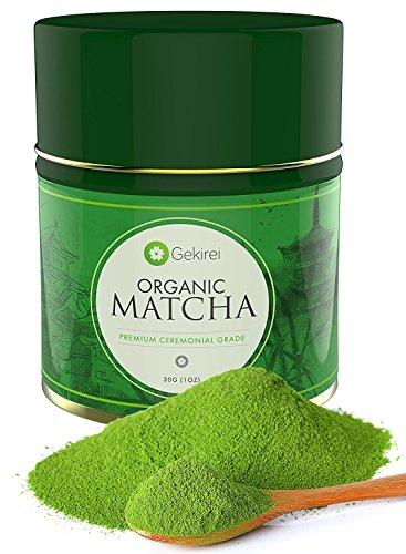 Matcha Green Tea Powder Organic product image