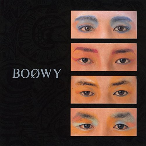 BOOWY / BOOWY +1