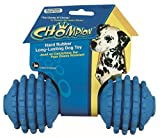 JW Pet Company Chompion Heavyweight Dog Toy, Colors Vary