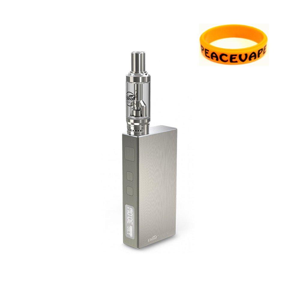 Electronic cigarette Eleaf GS: reviews and description