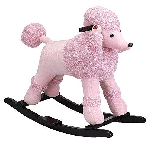 Charm Company Baby Poodle Rocker by Charm Company