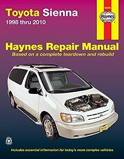 2009 toyota sienna repair manual download