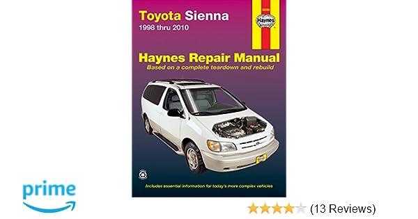 2014 toyota sienna repair manual pdf
