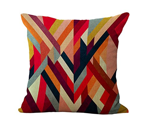 Used, MAYUAN520 Cushion、Decorative Pillows Colorful Geometry for sale  Delivered anywhere in USA