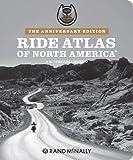 Rand Mcnally Harley Davidson Ride Atlas of North America, Rand McNally and Company, 0528941879