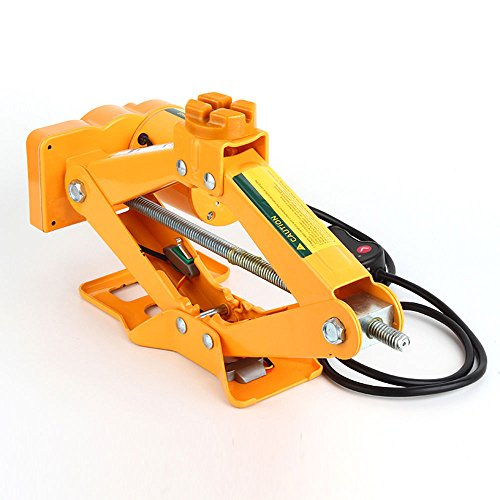Anesty 2 5 Ton 12v Automotive Electric Scissor Car Jack