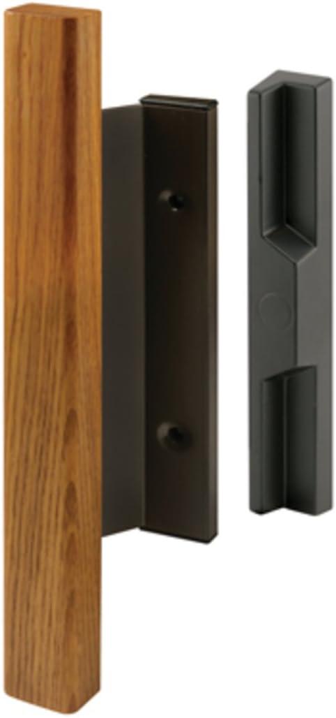 Muesca estilo tirador para puerta corredera de cristal, 3 – 15/16 ...