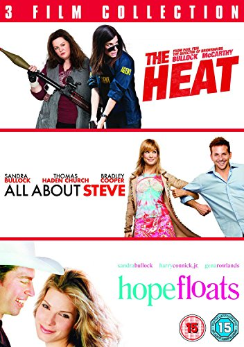 The Heat/ All About Steve/ Hope Floats [DVD]