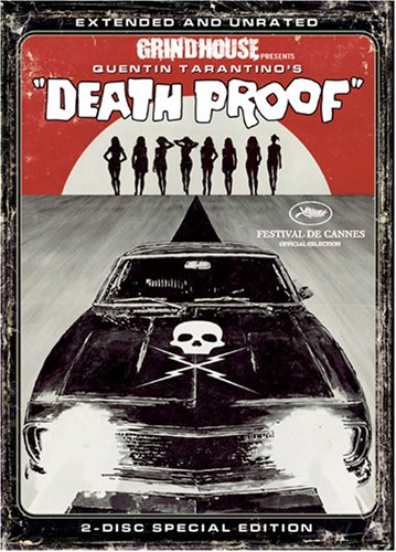 DVD : Death Proof (Extended Edition, Widescreen, Amaray Case, 2 Disc)