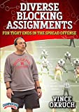 Diverse Blocking Assignments for Tight Ends in the Spread Offense
