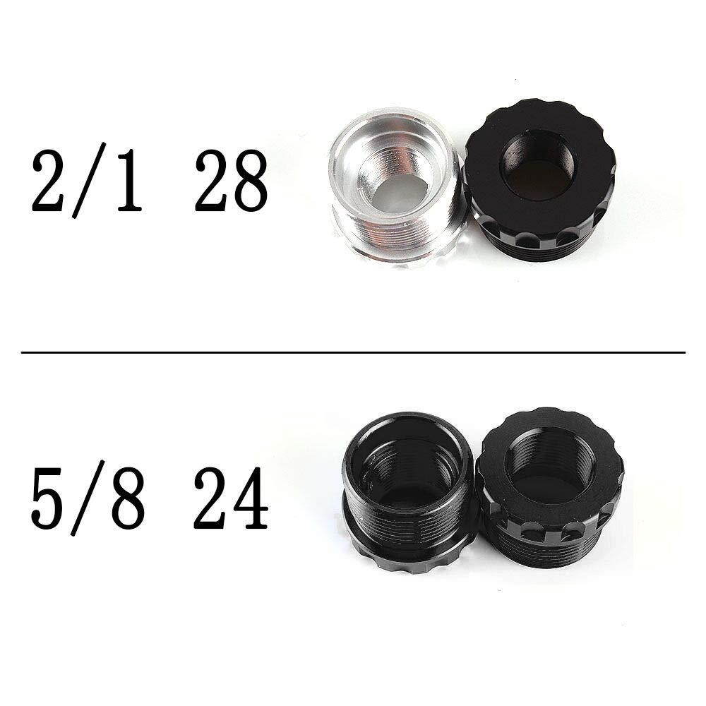 Aupar Fuel Filter Black 1//2 28inch Black, 1//2 28
