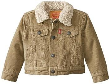 6d508db82108 Levi s Baby Boys  Sherpa Trucker Jacket
