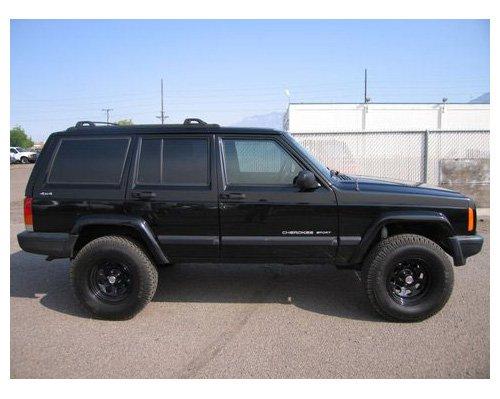 Amazon Com Jeep Cherokee Xj 3 Lift Kit 4wd 2wd 1984 2001 Automotive