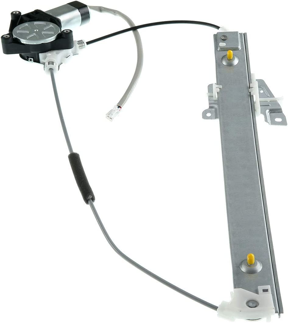 A-Premium Power Window Regulator with Motor Compatible with Mazda MPV 2000-2006 Rear Driver Side