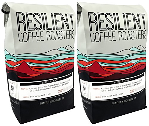 Roast To Order - Freshest Specialty Coffee - 2-Pack Resilient Coffee Roasters - 3 Day Air Mail