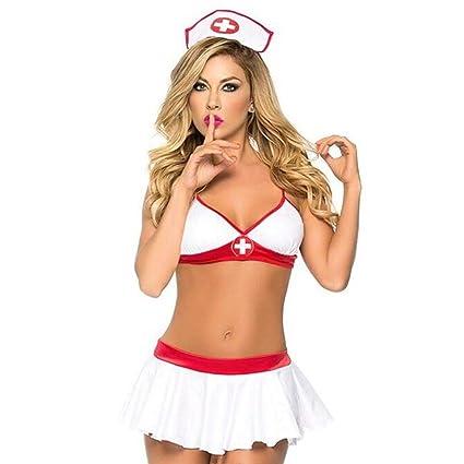 Porno Sexo Enfermera Uniforme Mujeres Lencería sexy ...