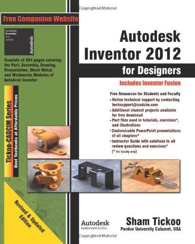 Autodesk Inventor 2012 for Designers