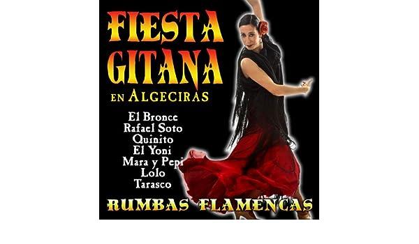 Fiesta Gitana En Algeciras. Rumbas Flamencas de Various ...