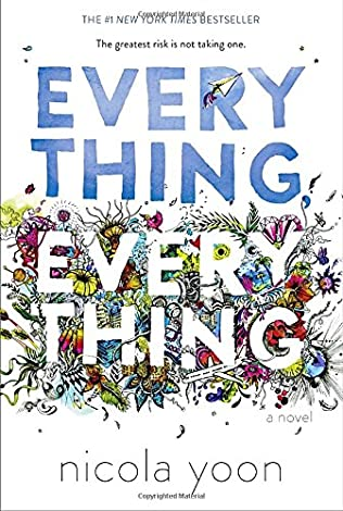 book cover of   Everything, Everything