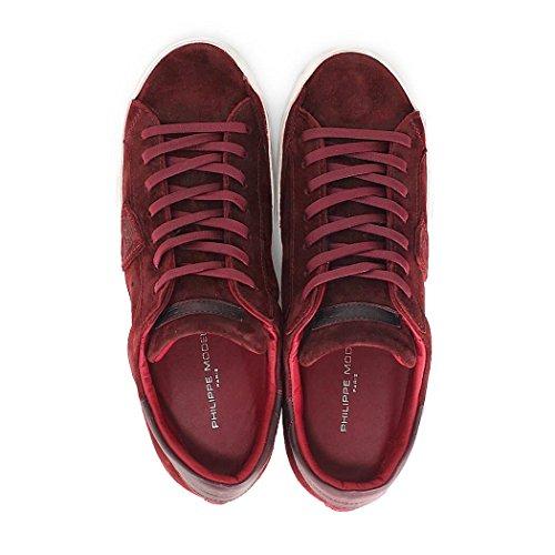 Herren 2017 PHILIPPE Mixage Sneaker MODEL FW Paris Bordeaux qpCUTw