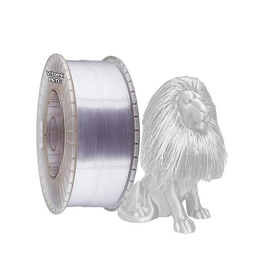 VitoInk PETG - Filamento para impresora 3D (1,75 mm, 3 kg): Amazon ...