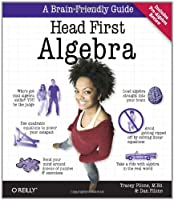 Head First Algebra Front Cover