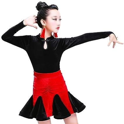 Ballet de vestir de leotardo para niñas Traje de baile de la ...