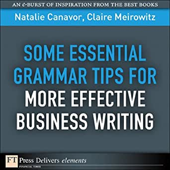 Effective Business Writing: 5 Tips