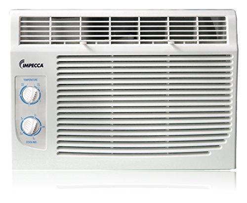 Impecca 5,000 BTU h Mechanical Controlled Mini Window Air Conditioner,