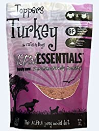 6 Oz, Freeze Dried Turkey Toppers for Cats & Dogs