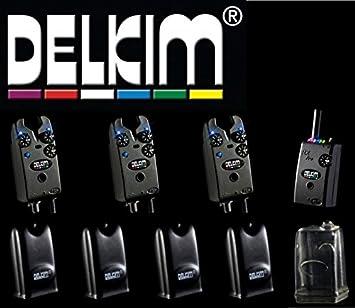 Delkim TXi Plus - Indicador de picada y receptor RX Receiver ...
