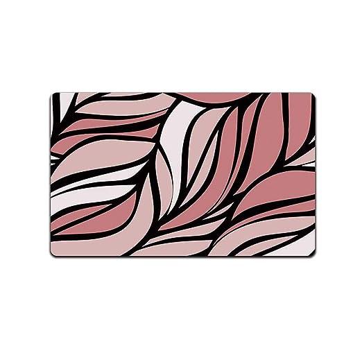 C COABALLA Juego de Mesa Durable Print Floor Mat,Desert Fauna ...