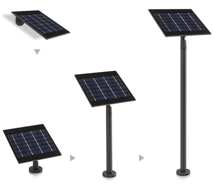 Wunderschönen Außenleuchte Bewegungsmelder solar