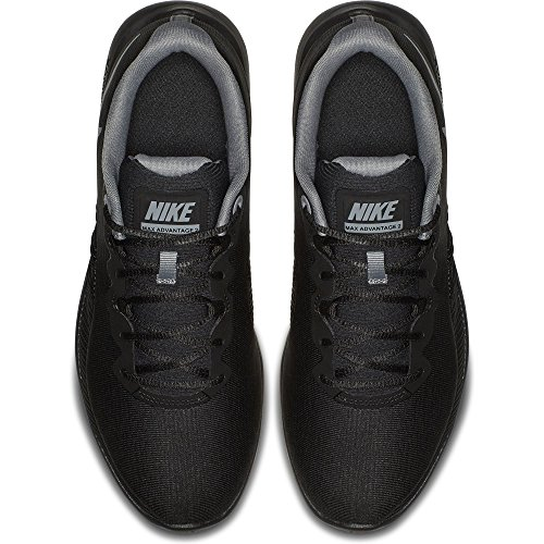 Max Wmns Basses 001 Air Noir cool Nike Grey Sneakers 2 Femme black Advantage EOdnUq