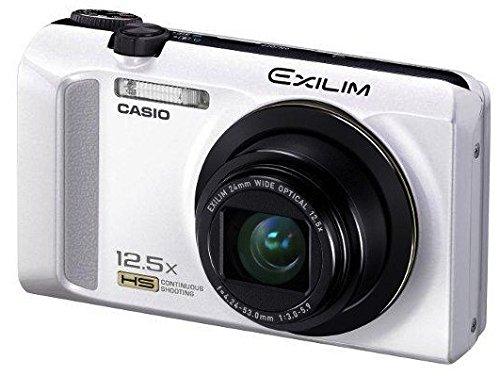 Casio Exilim EX-ZR200 White