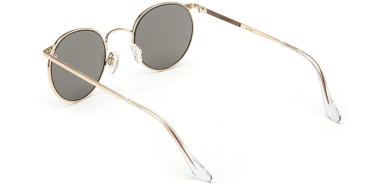 Randolph P3 Sunglasses Gold 23K//Skull//Glass Gray Polarized AR 49mm