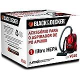 Acessório Para Aspirador AP4000, Black+Decker, Preto