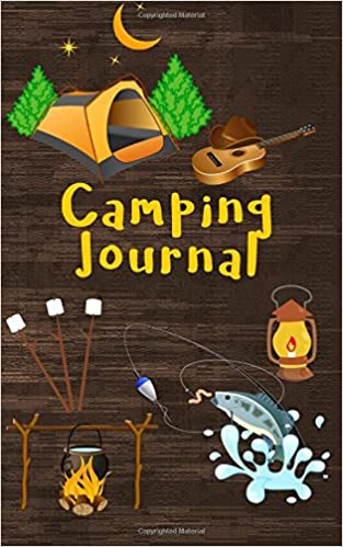 Camping Journal: Camping Notebooks & Accessories (Summer Journal With Prompts) 6