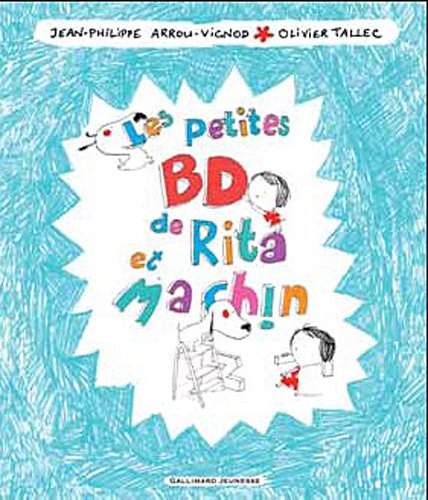 les petites BD de Rita et Machin n° 1 Les petites BD de Rita et Machin