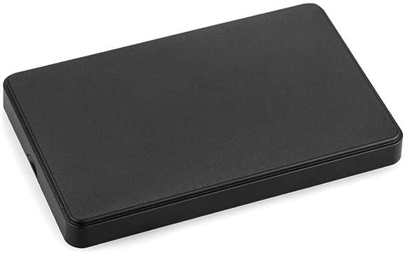 High Speed SATA Hard Drive Black 2.5 Inch HDD Box USB 3.0 External Enclosure 2TB