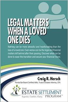 Como Descargar Elitetorrent Legal Matters When A Loved One Dies Novelas PDF