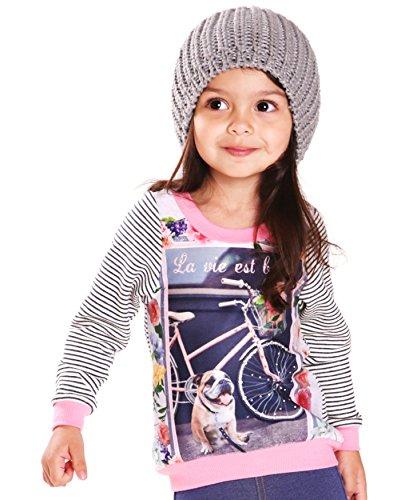 Price comparison product image Rock & Clay by Sara Sara - La Vie Est Belle Top and Leggings Set 3T Pink Multi