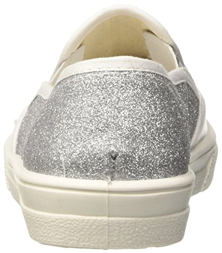 North Star 3241274, Zapatillas Altas para Niñas Bianco