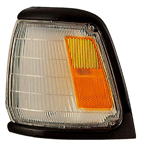 For 1989 1990 1991 Toyota Pick Up 2 Wheel Drive Standard Turn Signal Corner Light Lamp Driver Left Side Replacement TO2520120