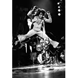 James Brown Poster 13x19 Quality Black and White Print