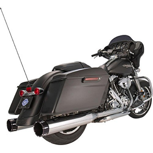 End Cap Muffler (S&amp,S Cycle S&S Cycle MK45 4.5