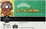 Keurig, The Original Donut Shop, Nutty Caramel, K-Cup Packs, 72 Count
