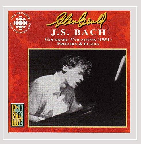 Gould  Glenn  Original Cbc Broadcasts   Bach  J S