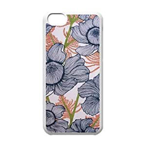 Prints iPhone 5C Case White Yearinspace987065